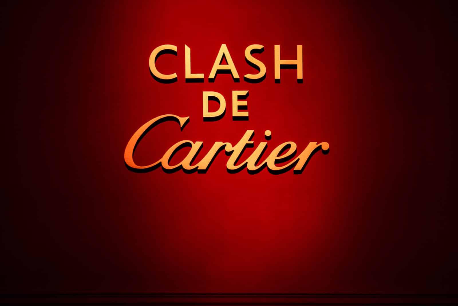 CLASH DE CARTIER